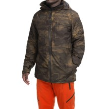 Burton [ak] 2L LZ Down Gore-Tex® Snowboard Jacket - Waterproof, 800 Fill Power (For Men) in Akamo - Closeouts
